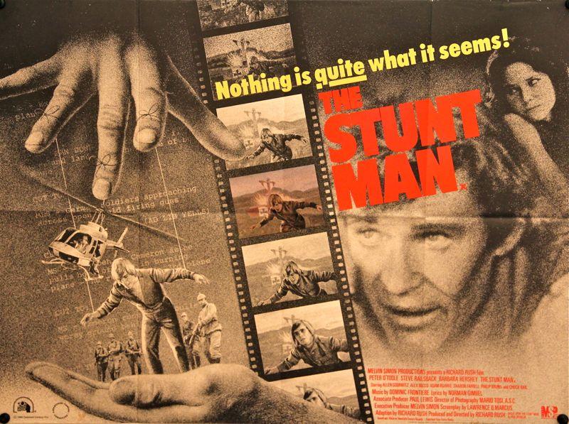The Stunt Man Quad